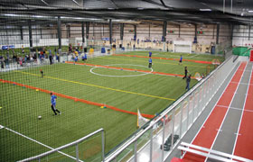 For Profit Facilities Meet Demand For Community Fields