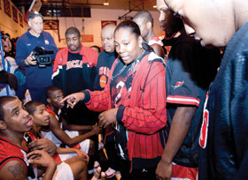 Why shouldn't middle school boys & girls be on the same sport team?