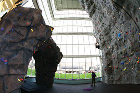 Facility Owners Must Choose Climbing Wall To Match