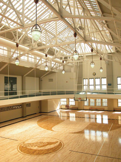 New Regulations Formulations Change Gym Floor Coating Game Athletic Business