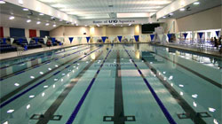 Reopening of aquatics center reenergizes new orleans swim - University of alberta swimming pool ...