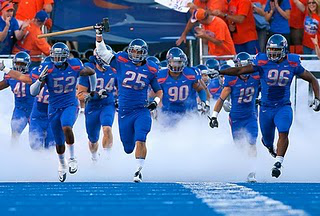 Uniform Ban Has Boise State Singing The Blues Athletic Business