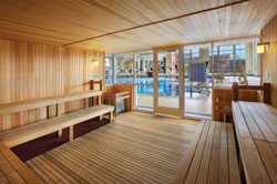 Proper management of saunas and steam rooms athletic business