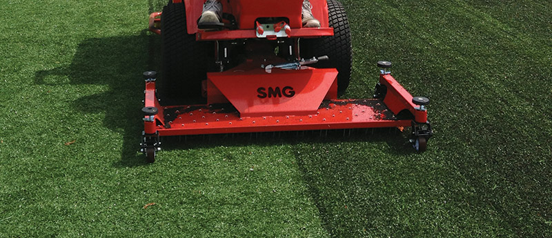 Photo courtesy of SMG Equipment LLC
