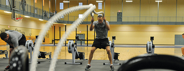 Military stepping up fitness initiatives to become