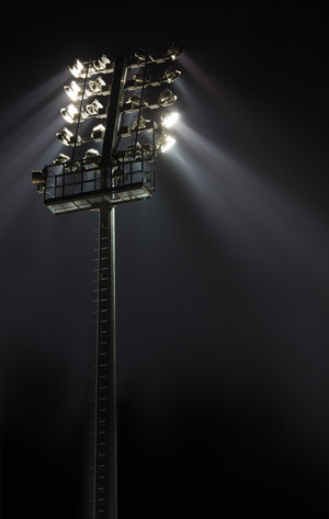 Led Poised To Revolutionize Outdoor Sports Lighting