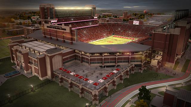 Oklahoma Sooners Announce 370m Stadium Renovation