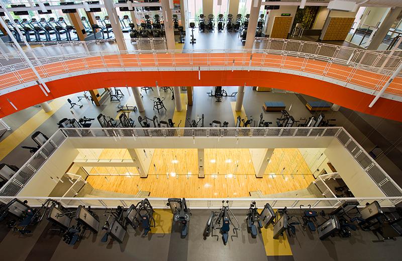 2014 Facilities Of Merit Auburn University Recreation And