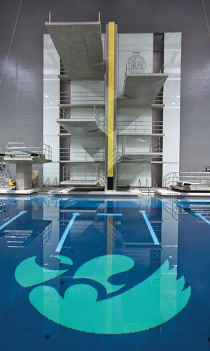 How To Design A World Class Diving Venue Athletic Business