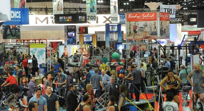 We recap the goings-on at IHRSA 2015. (Photo courtesy of IHRSA)
