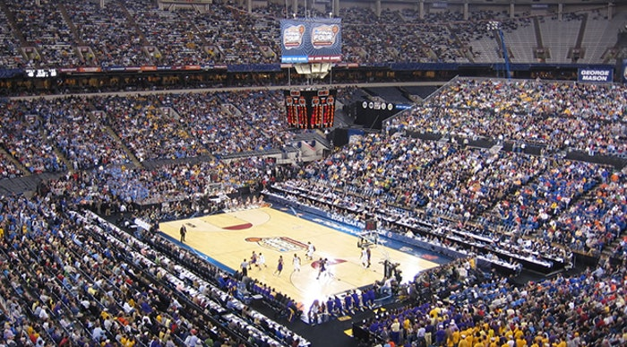 With another NCAA Tournament comes another year of excitement and in some cases, heartbreak. (Photo via shutterstock.com)