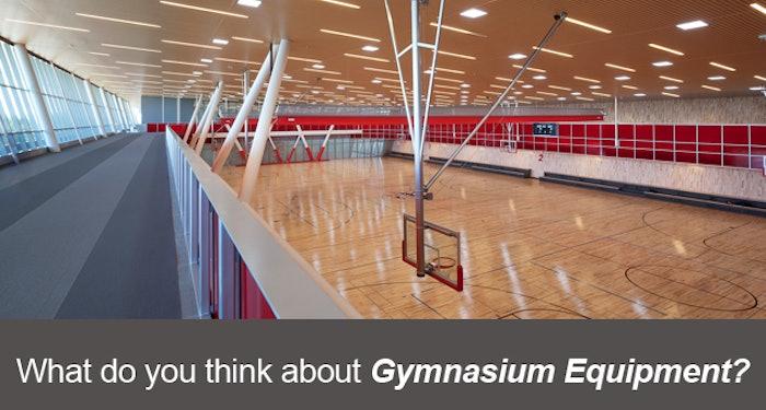 Gym Equipment Survey