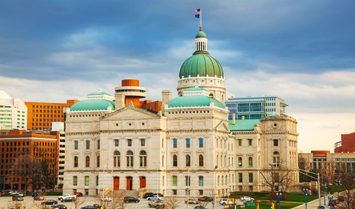 Indiana lawmakers have amended the controversial religious freedom law. (Image via shutterstock.com)