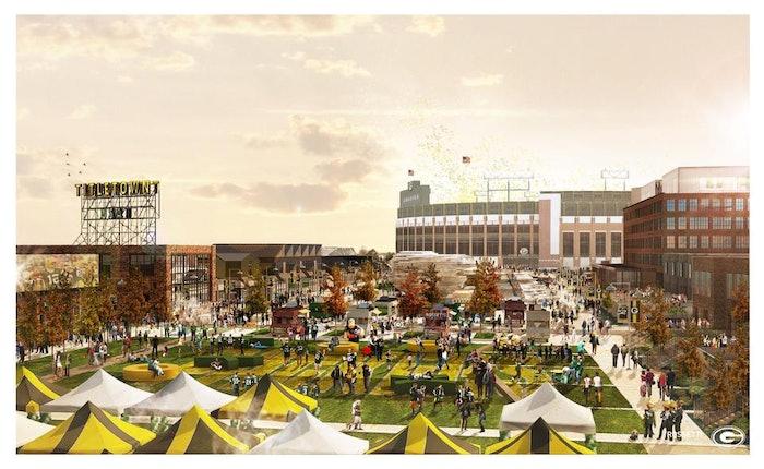 Photo Courtesy Green Bay Packers