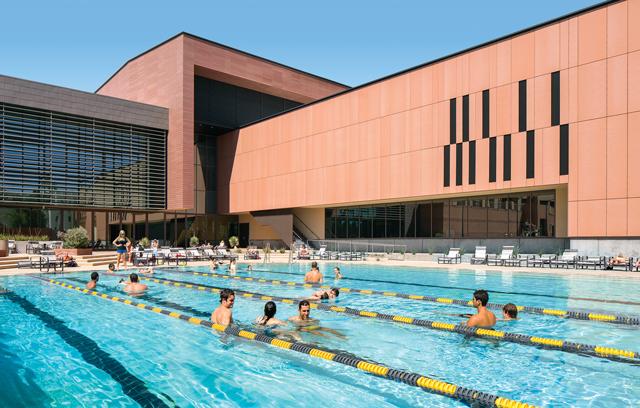 2015 facilities of merit sun devil fitness complex tempe for Tempe swimming pool