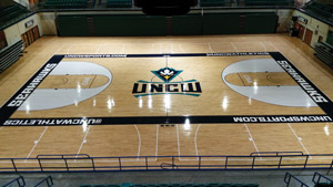 Basketball Court Design As Branding Tool Athletic Business
