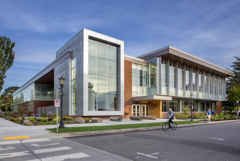 2016 Facilities Of Merit Beauchamp Recreation Wellness Center Athletic Business