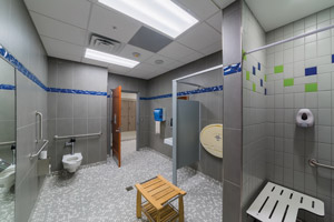 Designing Public Locker Rooms With An Eye On Privacy