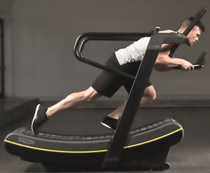 The evolution of fitness equipment athletic business