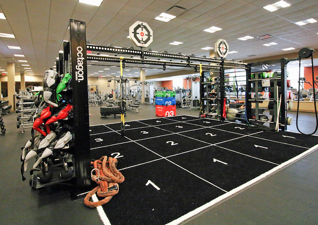 Nrg Lab Completes Major Functional Training Space Refresh