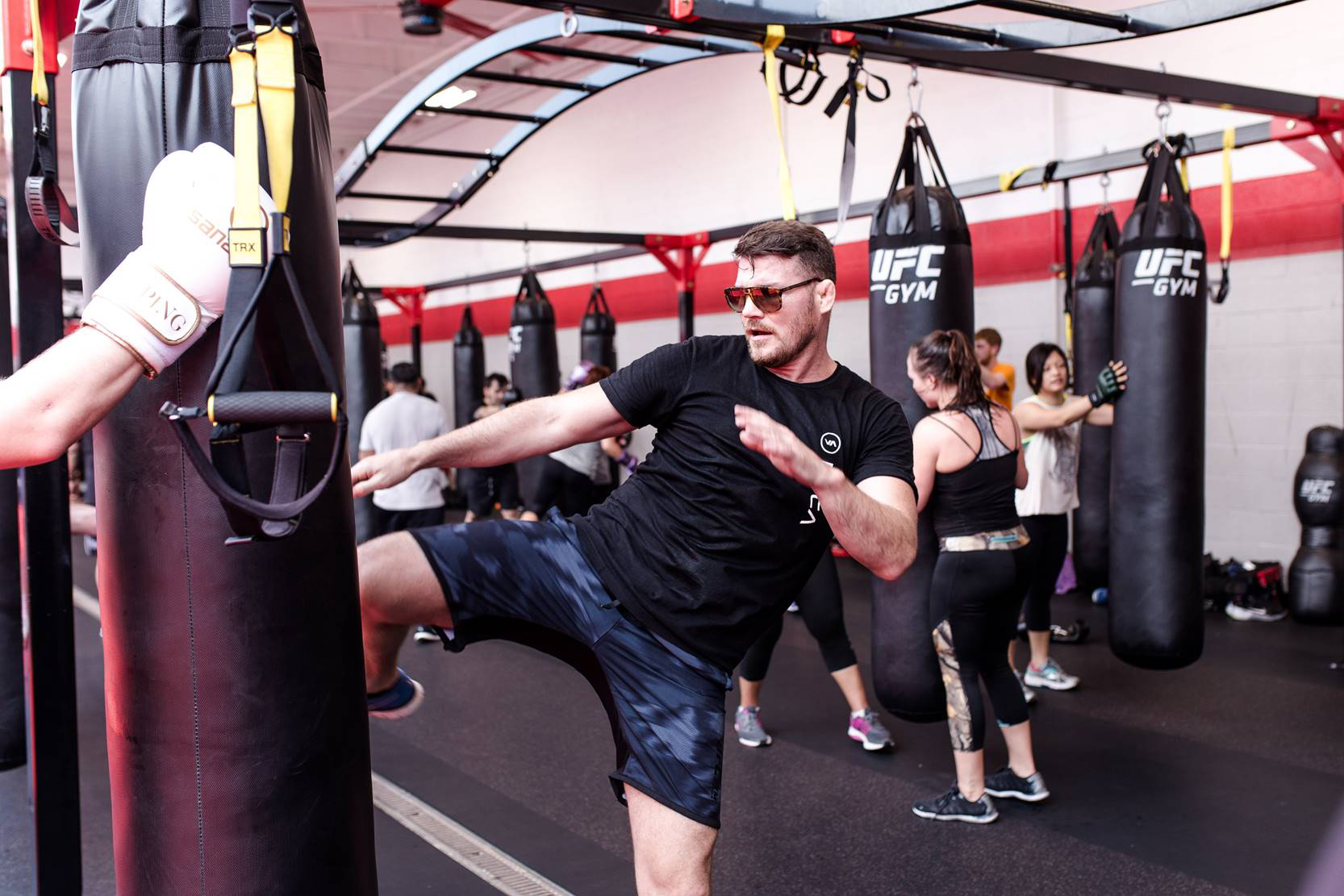 UFC GYM® Announces Exclusive Partnership with TD Lifestyle to