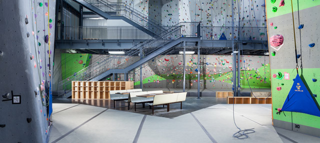Climbing Gym Design Continues to Evolve - Athletic Business