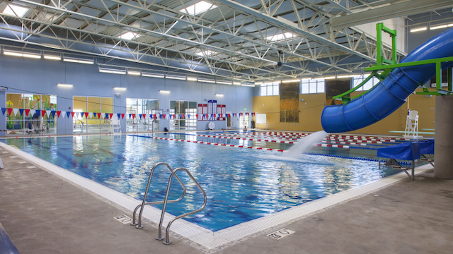 Montrose Community Recreation Center pool