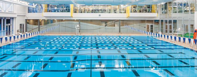 How Aquatics Recreation Equipment Can Enhance Revenue Athletic Business Ford aquatics masters swimming at university of arizona hillenbrand aquatic center. how aquatics recreation equipment can