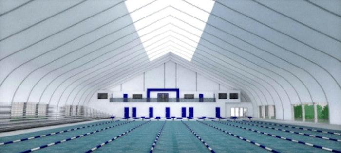 Courtesy Sprung Structures via Greater Boise Aquatic Center