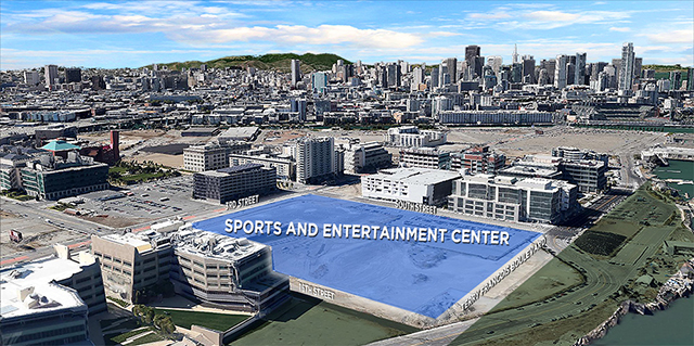 Golden State Warriors Plan New San Francisco Arena