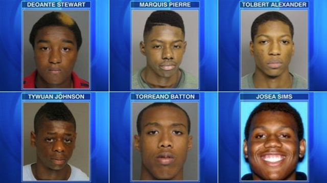 Six HS Football Players Arrested in Alleged Gang Rape ...