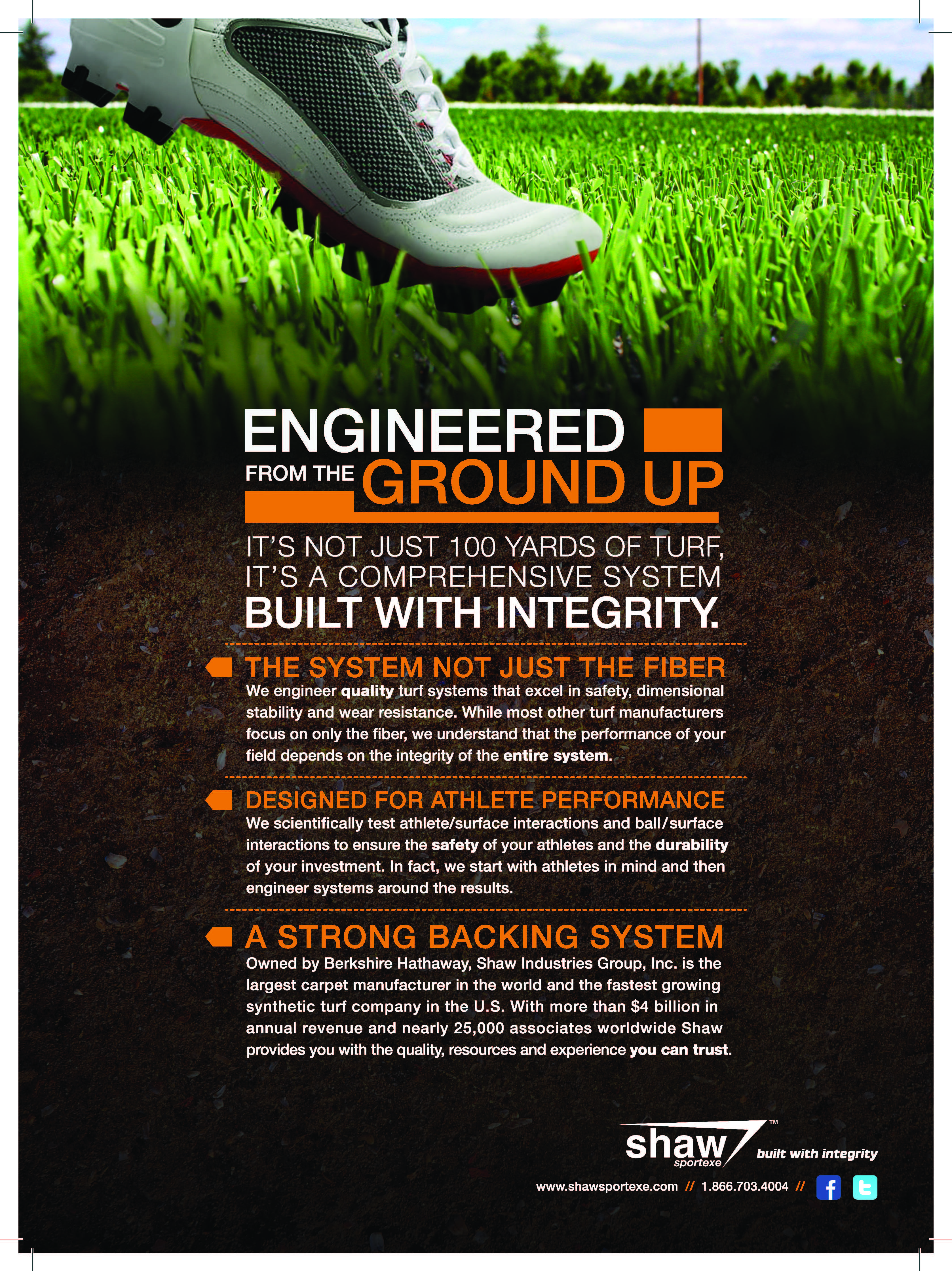 35fbd168a8c An Overview of Advancements in Synthetic Turf - Athletic Business