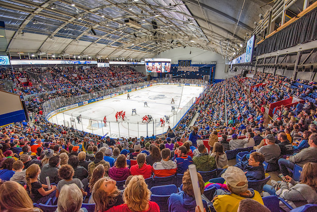 Two More American Hockey League Arenas Make the Switch to Eaton's ...