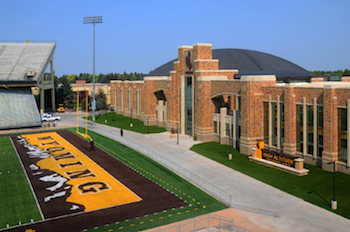 Wyoming's Mick and Susie McMurry High Altitude Performance Center