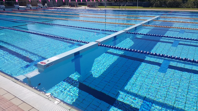 S.R.Smith SwimWall System, Bond University in Queensland, Australia.