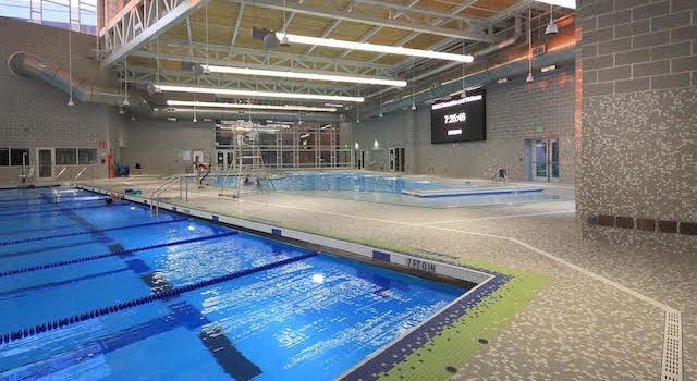 Aquatic Center at University of North Carolina at Greensboro