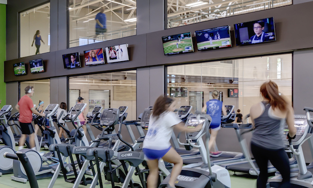 How are recreation centers dealing with advances in digital technology?