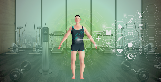 Shapewatch 3D body scanner