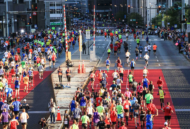 Chicago Marathon Organizers Share Tips for Event Safety