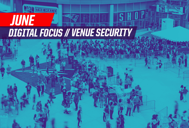 June Focus on Venue Security