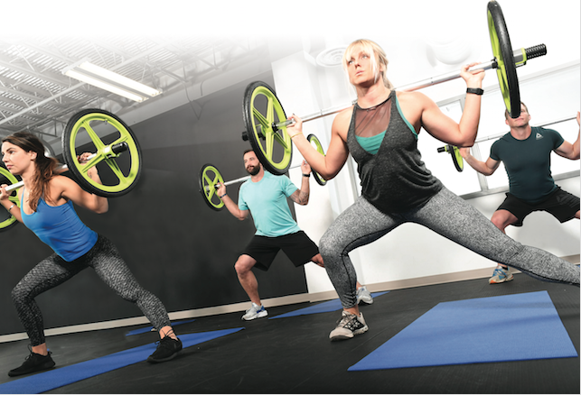 Adding Olympic Lifting to GroupX Classes with The Axle (sponsored)