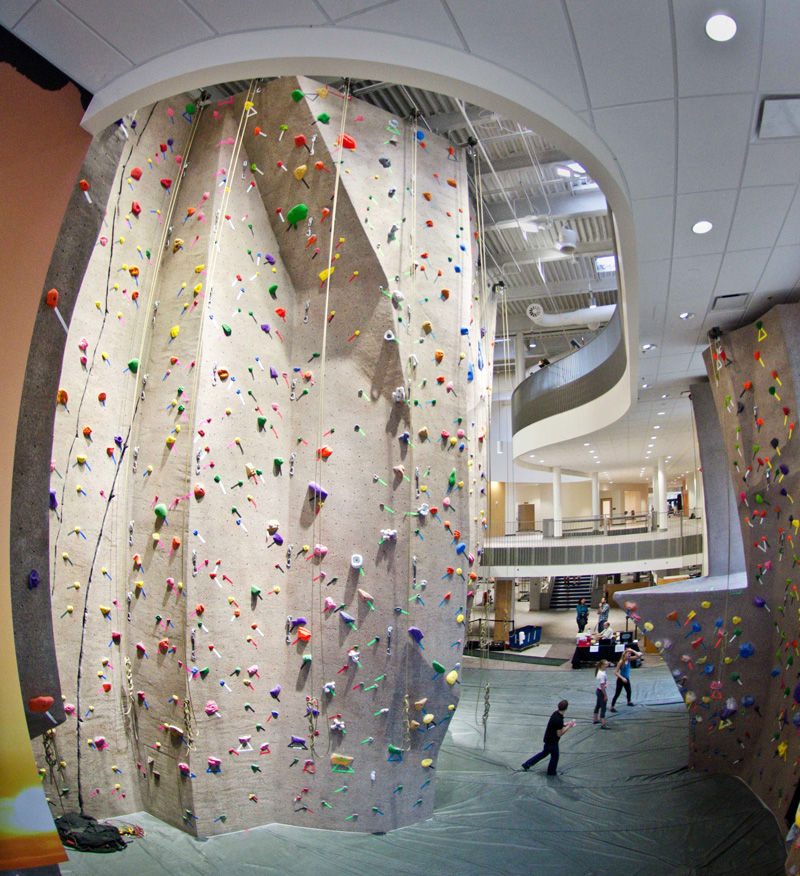 Climbing Gyms Proliferate as the Sport Takes Hold