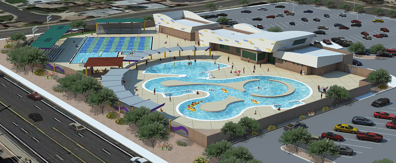 New Projects Anderson University Kent Recreation Center