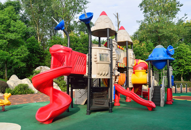 Inclusive Playground Design Leaves No Child Out
