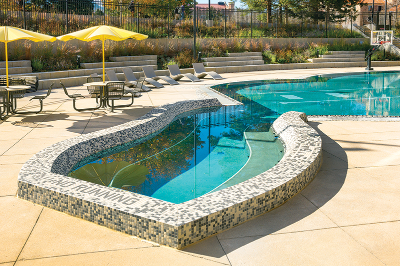 Football Shaped Pools This Is The Future 3 Billion Home Of No1 Draft Pick Jared Goff And His