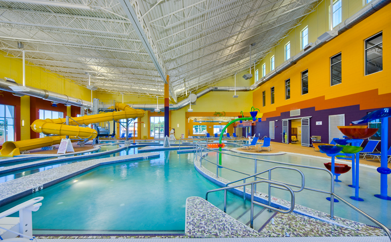 How Interior Design Elements Personalize A Recreation Facility