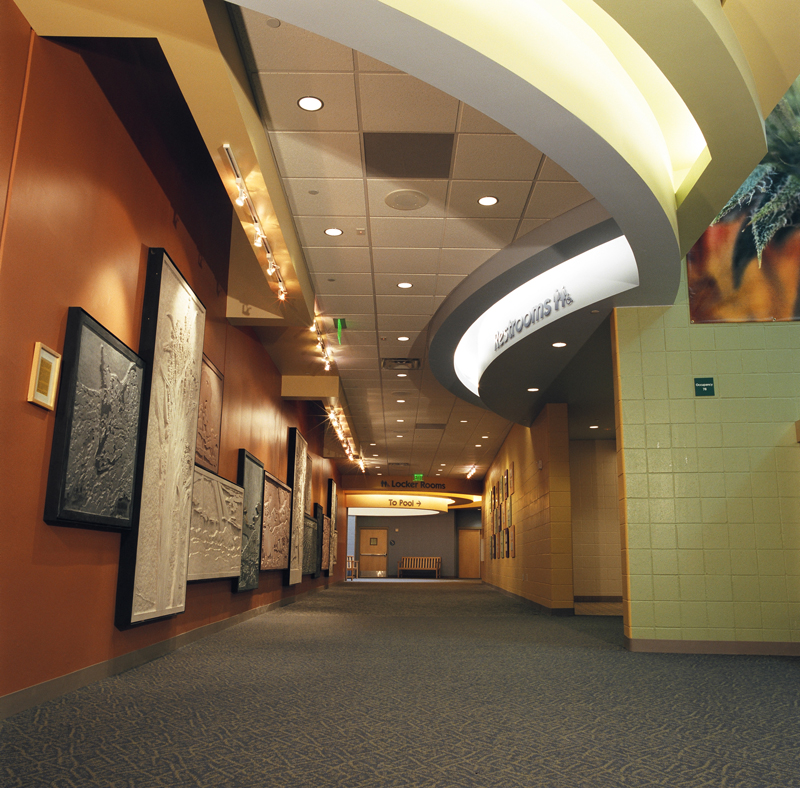 How Interior Design Elements Personalize a Recreation Facility ...