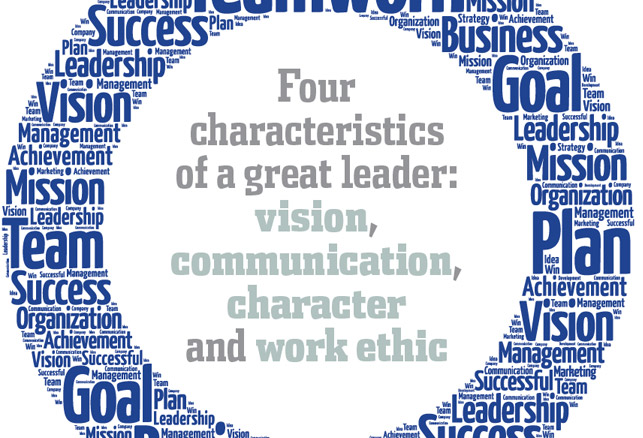 Four Characteristics of a Great Leader