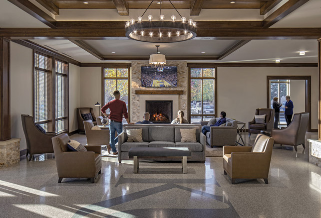 Building Campus Housing with Student-Athletes in Mind