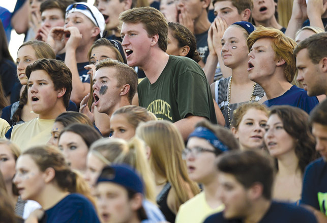 Developing a Universal Code of Conduct for HS Sports Fans